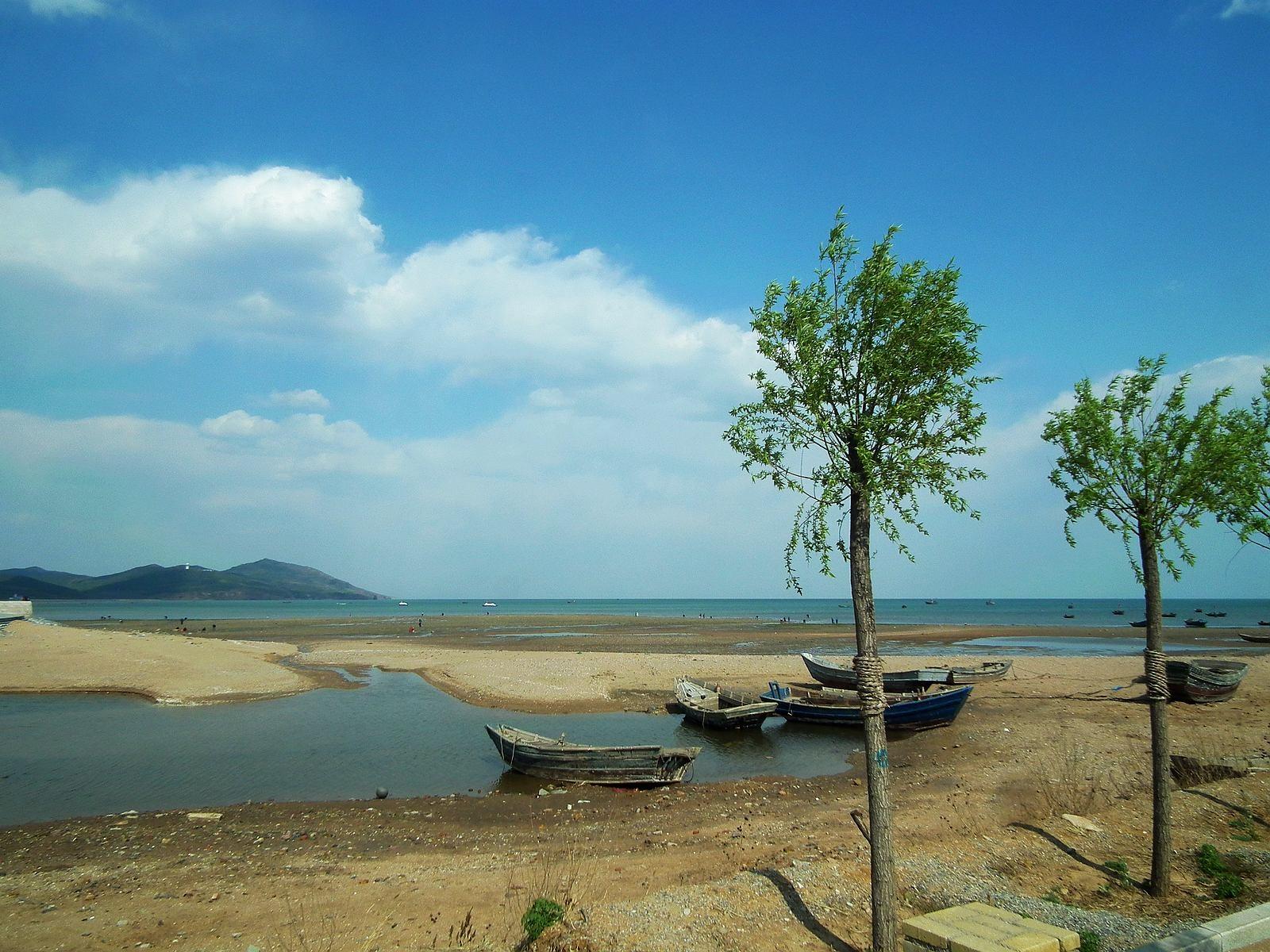 葫芦岛海滨