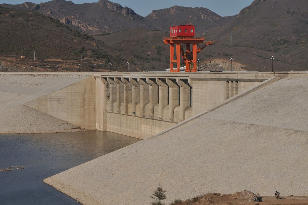 锦凌水库如果规划好了,将是辽西乃至全省著名的旅游区,比大伙房水库