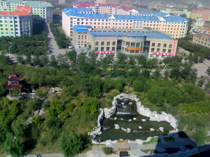 渤海大学校园风光 手机拍摄 中国摄影人 Powered by Discuz图片